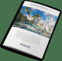 Ecclestone Signature Homes - Broker Digital Brochure Cover Thumbnail