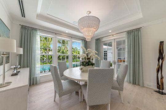 Arabian Dining Room by Ecclestone Homes