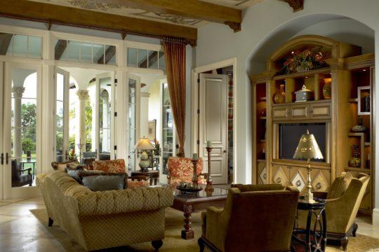 Interior decorating found in Ecclestone Signature Homes