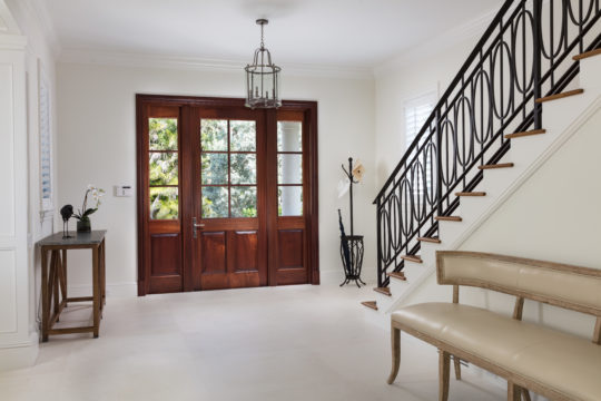 Palmo Signature Residence Foyer by Ecclestone Homes