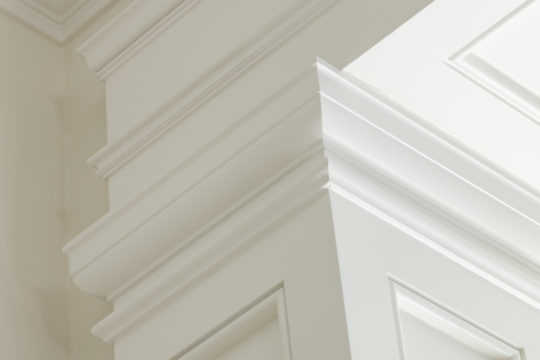Palmo Decorative Moulding by Ecclestone Signature Homes