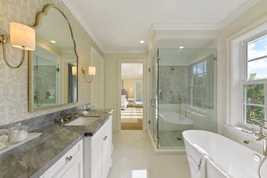 Master bathroom remodel by llwyd ecclestone