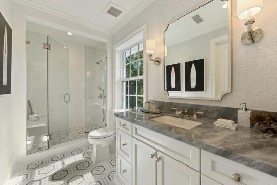 modern bahama bathroom remodel by ecclestone homes