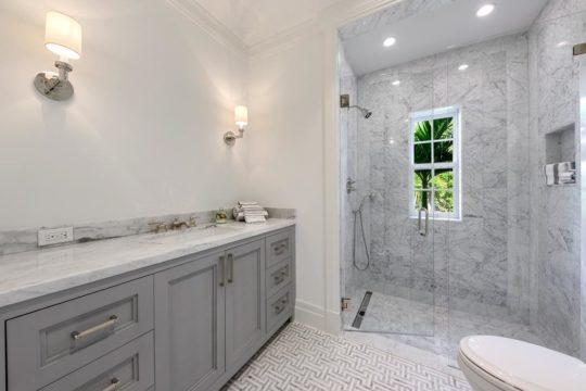 guest bathroom remodel by llwyd ecclestone