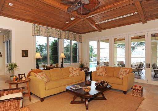 Old Harbour living room - ecclstone