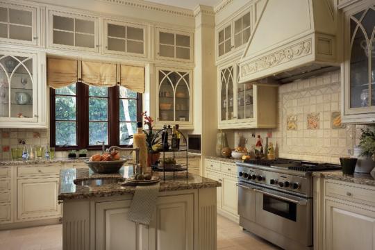 Woodbridge farmhouse kitchen