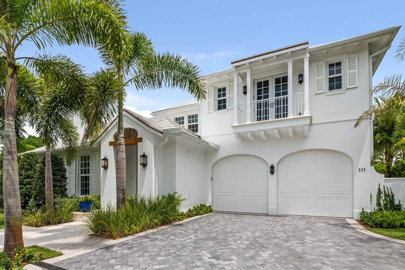 2 car garage home remodeled by Ecclestone Homes