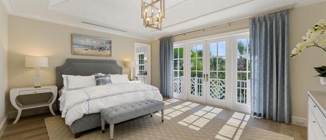 bedroom renovation interior
